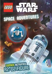Lego Star Wars: Space Adventures (Activity Book with R2-D2 Minifigure)