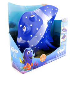 Bandai Finding Dory Mr Ray 3 In 1 Playset