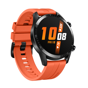 Huawei Watch Gt 2 Latona Orange Smart Watch 46Mm
