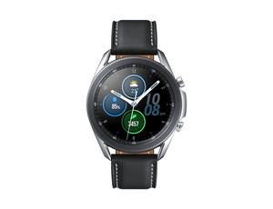 Samsung Galaxy Watch 3 SS 45mm Silver + JBL TWS T120 Blue In-Ear Earphones