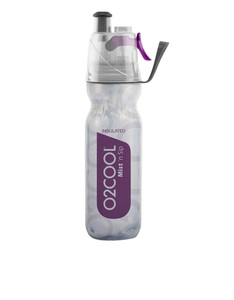 O2Cool Purple Arcticsqueeze Mist N Sip 18 Oz Water Bottle