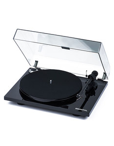 Pro-Ject Essential III Black Turntable