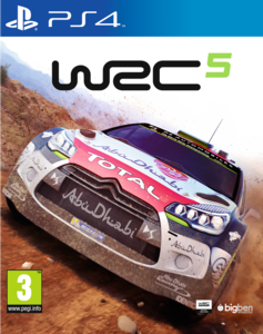 Wrc5 World Rally Championship Ps4