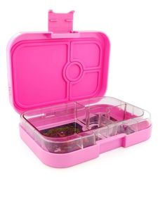 Yumbox Stardust Pink Unicorn Lunch Kit [4 Compartments]