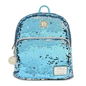 Funko Frozen 2 Mt Rainier Reversible Sequin Mini Backpack