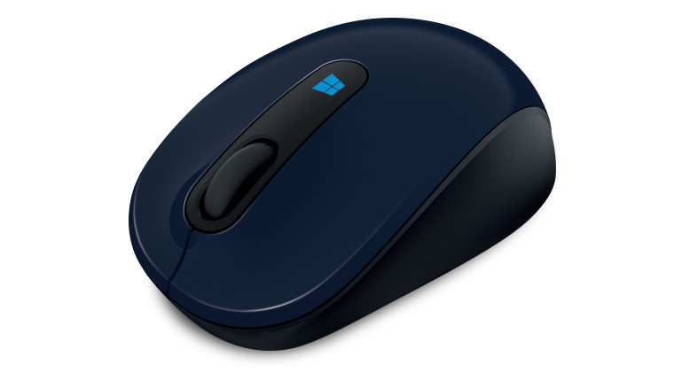 389cad728bd Microsoft Sculpt Mobile Mouse Blue | Mice | Keyboards, Mice and Graphics |  Computers + Accessories | Electronics & Accessories | Virgin Megastore