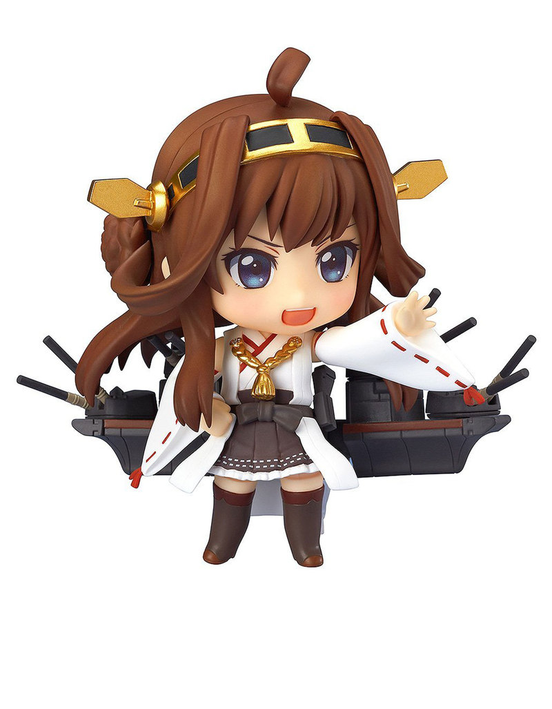 Grown Up Toys : Nendoroid kongou figure figures sculptures grown up