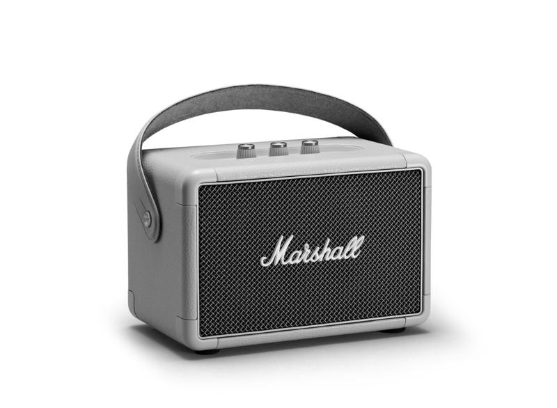 Marshall Kilburn II Grey Portable Bluetooth Speaker
