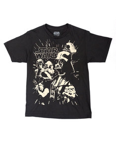 Mad Engine Star Wars Vaderade Black Youth T-Shirt