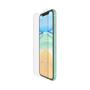 Belkin ScreenForce Tempered Glass Clear Screen Protector for iPhone 11/XR