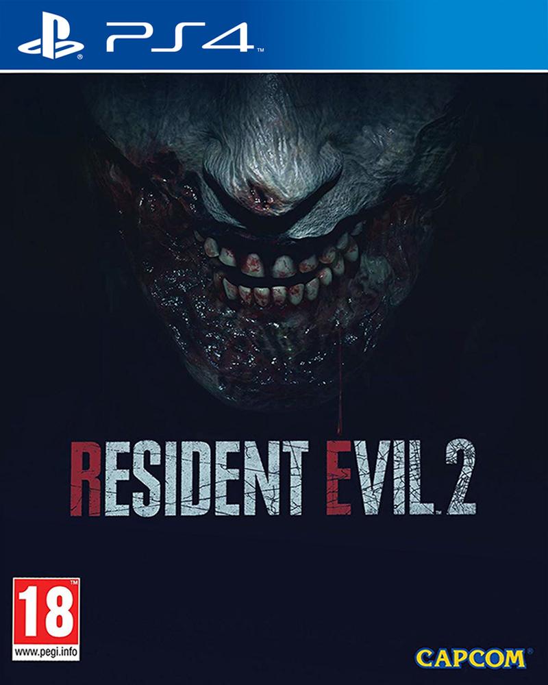 Resident Evil 2 Pre Owned