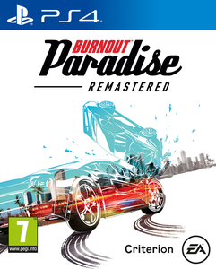 BURNOUT: PARADISE - REMASTERED [PRE-OWNED]