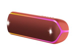 Sony XB32 Extra Bass Red Portable Bluetooth Speaker
