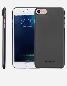 Momax 0.3Mm Slim Membrane Case Black Iphone 7