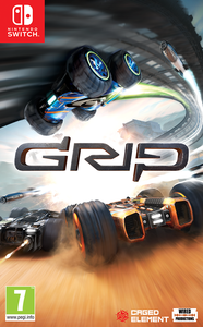 GRIP [Pre-owned]