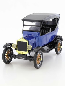 Motormax 1:24 1925 Ford Model T-Touring Soft Top Die-Cast Model