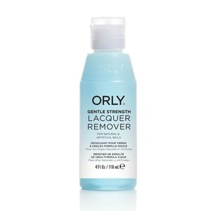 Orly Nail Lacquer Gentle Remover Non-Acetone 118 ml
