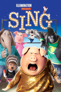 Sing [4K Ultra HD] [2 Disc Set]