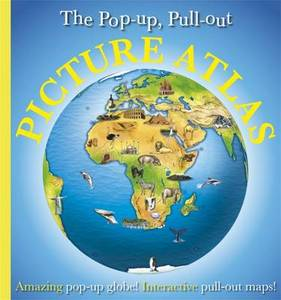 Pop Up Pull Out Picture Atlas