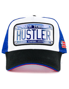 Raqam USA Collection New York Plate Huslter Model 1 Cap