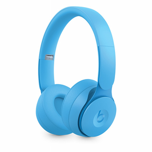 Beats Solo Pro Light Blue Wireless Noise-Cancelling On-Ear Headphones