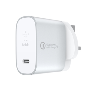Belkin BoostUp Charge USB-C Charger + Cable with QC4+