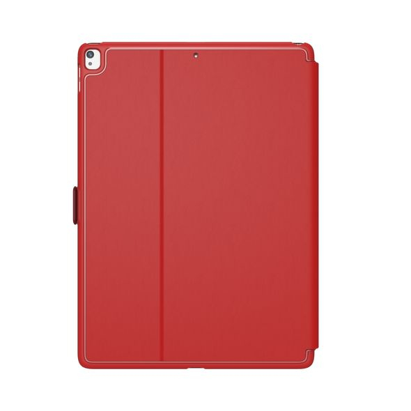 official photos c1b78 29a72 Speck Balance Folio Case with Magnet Dark Poppy Red/Velvet Red for iPad Pro  10.5 Inch