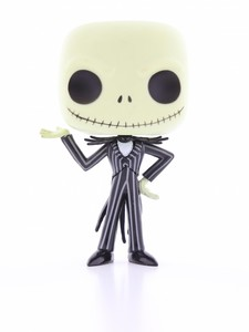 Funko Pop Disney S2 Jack Skellington Vinyl Figure