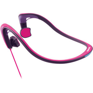 Panasonic Mbone Conduction Pink Headphones