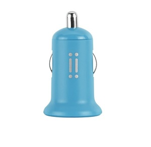 Aiino Usb 1A Blue Car Charger