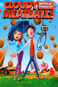 Cloudy with a Chance of Meatballs (3D Blu-Ray)