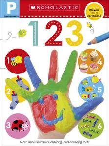 123 Pre-K Workbook: Scholastic Early Learners (Skills Workbook)