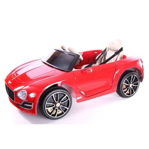 Bentley EXP12 Kids Electric Ride-On Car Red