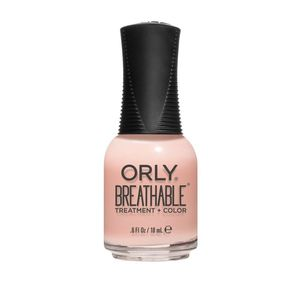 Orly Breathable Nail Treatment + Color Kiss Me I'm Kind 18ml