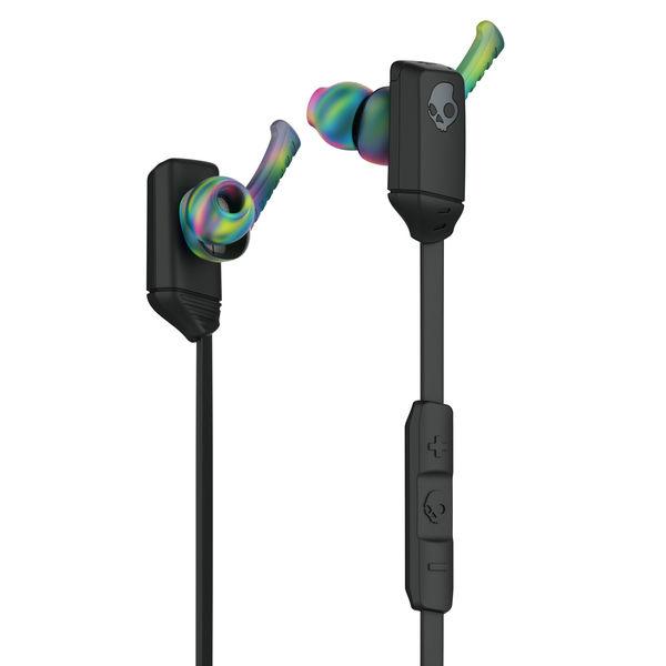 3f2b02ec2e7 Skullcandy Xtfree Black/Swirl/Grey Bluetooth Earphones with Mic | In ...