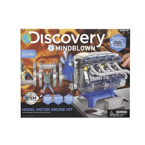 Discovery Mindblown Model Engine Kit