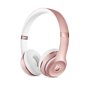 Beats Solo3 Rose Gold Wireless On-Ear Headphones