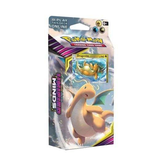 Pokemon TCG: Sun & Moon Unified Minds Theme Deck