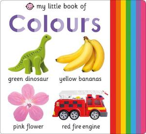 My Little Book of Colours