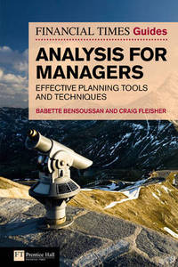 Ft Guide To Analysis For Managers