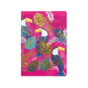 Opium Toucan A5 Notebook