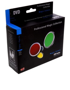Oid Magic Magic Colours Illusion +DVD