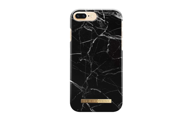 cheaper df76f 2fad1 iDeal Fashion Case Black Marble For iPhone 7 Plus