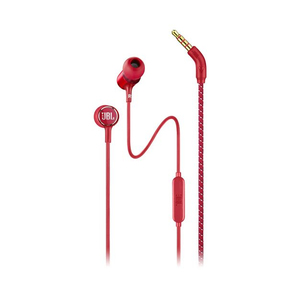 JBL LIVE 100 Red In-Ear Earphones