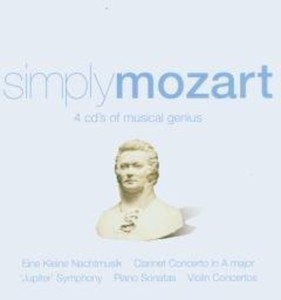 SIMPLY MOZART / VARIOUS (UK)