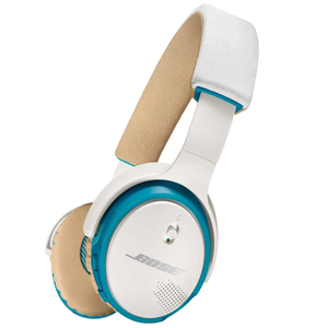 Bose Soundlink Oe White/Blue Headphones