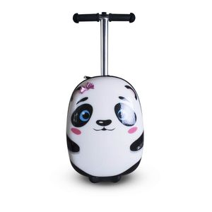 Zinc Flyte Polly The Panda Scooter White/Black
