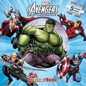 Avengers Assemble: My First Puzzle Book