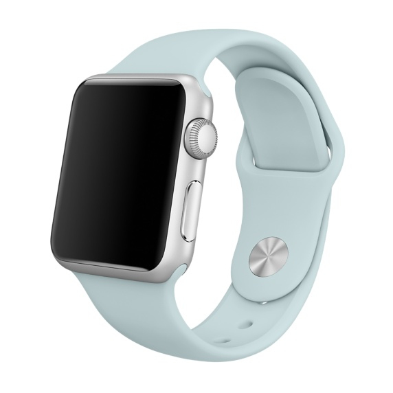Apple Watch Turquoise Sport Band 38mm