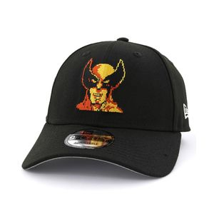 New Era Marvel Wolverine 80th Men's Cap Black